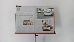 Ancienne Coupure De Presse Automobile Chaparral La Marque D'un Précurseur - Car Racing - F1