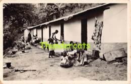 CPA  PHOTO CONGO MATADI CAMPS DES PECHEURS - Belgisch-Congo - Varia