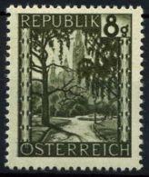 Autriche 1945 SG 929 Neuf * 100% - 1945-.... 2. Republik
