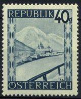 Autriche 1945 SG 942 Neuf * 100% - 1945-.... 2. Republik