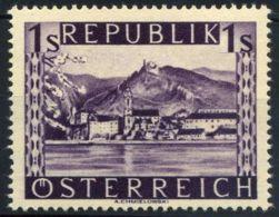 Autriche 1947 SG 1084 Neuf * 100% - 1945-.... 2. Republik
