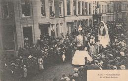 ATH - CORTEGE 1919 - MONSIEUR ET MADAME GOLIATH - Ath