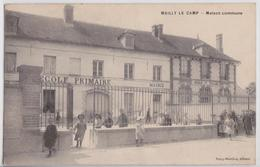 Mailly-le-Camp - Maison Commune Ecole Primaire Mairie - Mailly-le-Camp