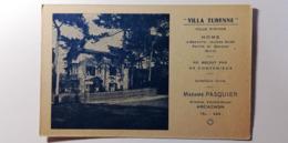 "ARCACHON - ""Villa TURENNE"" Mme PASQUIER - CPA - CP - Carte Postale - Arcachon"