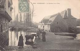 GUINGAMP  - Le Moulin De La Ville ( Animée ) - Guingamp