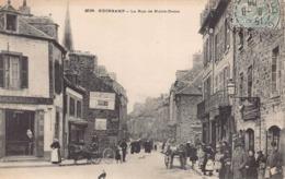 GUINGAMP  -La Rue Notre Dame (TRES  Animée ) - Guingamp