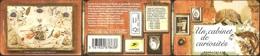 Bande Carnet Vide Bc1827 2020 Un Cabinet De Curiosités - Commemorrativi