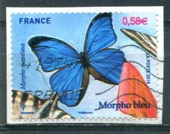 France 2010 - YT 4494 (o) Sur Fragment - Frankreich