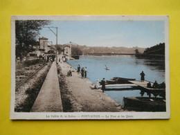 Fontaines ,pont Et Quais - France