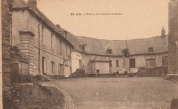 ATH -   Restes De L'ancien Chateau ( Desaix ,n° 20 ) - Ath