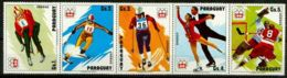 Paraguay 1975 Sc. 1596 Neuf ** 100% Jeux Olympiques D'hiver, Innsbruck - Paraguay