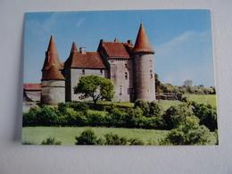 CPSM  71 GUEUGNON Chateau De Chassy  TBE - Gueugnon