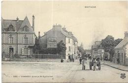 D 56.VANNES.  AVENUE ST SYPHORIEN - Vannes