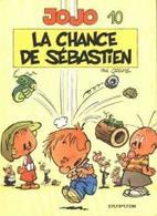 Jojo La Chance De Sébastien  EO - Jojo