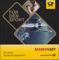 106 MH Für Den Sport - 50 Jahre Deutsche Sporthilfe 2017, Postfrisch ** - [7] Federal Republic