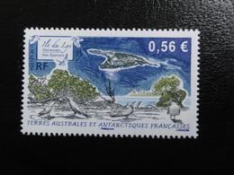 TAAF -année 2010 - Ile Du Lys/iles Glorieuses/iles Eparses -thème :oiseaux Pélagiques - Neufs