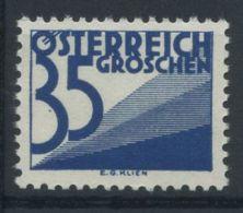 Autriche 1925 Mi. 151 Neuf ** 100% Nuevos Dibujos De Punto - Autriche - Taxe