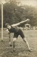 LANCEUR DE DIQUE. - MONSIEUR PAOLI - Athletics