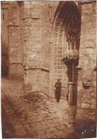 Photo 1930 Environs 56 Le Faouet Chapelle Sainte Barbe - Fotos