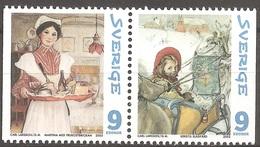 SUEDE 2003 (Yvert 2357-58) - Noël (MNH) Sans Trace De Charnière - 034 - Ongebruikt