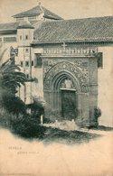 POSTAL SEVILLA - SANTA PAULA - Edición HAUSER Y MENET Nº 870 - Union Postal Universal - Sevilla (Siviglia)