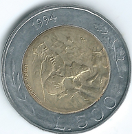San Marino - 1994 - 500 Lira - KM314 - San Marino