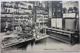 CHIMIE - COLLÈGE DU CATEAU - Le Cateau