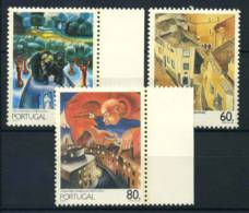 Portugal 1988 Mi. 1769-1771 Neuf ** 100% Peinture D'art - Nuovi