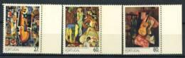 Portugal 1988 Mi. 1759-1761 Neuf ** 100% Peinture Culture Art - Nuovi
