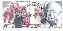 Suède 2218/9 O 2001 Johansson - Schweden