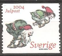 SUEDE 2004 (Yvert 2424) - Noël (MNH) Sans Trace De Charnière - 034 - Ungebraucht