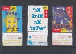 Israel Michel Cat.No. Mnh/** 1991/1993 - Israel