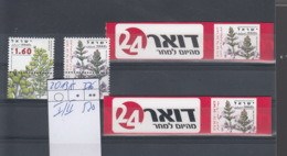 Israel Michel Cat.No. Mnh/** 2013/2015 I/II - Neufs (avec Tabs)