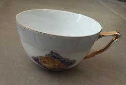 GRANDE TASSE DEJEUNER EN PORCELAINE - PROVENANCE ALLEMAGNE - Ceramics & Pottery