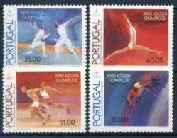 Portugal 1984 Mi. 1635-1638 Neuf ** 100% Jeux Olympiques - Nuovi