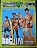 Très Rare Revue Dixième Planète N°9 HS BIG JIM 83 Pages - Figurines