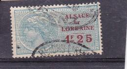 T.F Alsace Lorraine N° 223 - Fiscaux