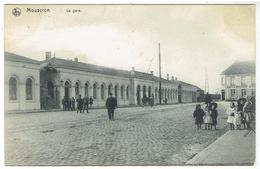 MOUSCRON - La Gare - Moeskroen