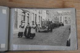 Begrafenis Cortege Funebre 1950' Oldtimer - Historische Dokumente