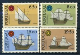 Portugal 1980 Mi. 1504y-1507y Neuf ** 100% LUBRAPEX, Navires - Nuovi