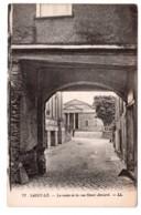 Saint-Lô - La Voute De La Rue Henri Amiard - édit. LL. Levy 77 + Verso - Saint Lo