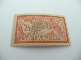 TP France Variété N° 145 Neuf  Sans Charnière Centre Déplacé - Curiosities: 1900-20 Mint/hinged