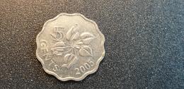 SWAZILAND : 5 Cent 2005 - Swaziland