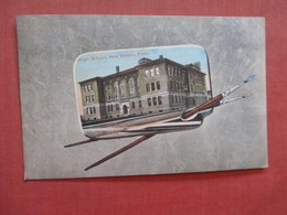 Artist Board High School  - Connecticut > New Britain >>  Ref 4028 - New Britain