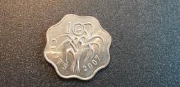 SWAZILAND : 10 Cent 2007 - Swaziland