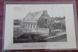 Eglise De Notre Dame Des Armées Et Ses Dépendances  -    - Ed.  Alsaciennes  ! - Calais