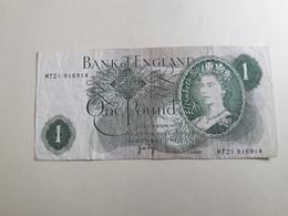One Pound Bank Of England - USA