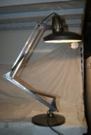 ANCIENNE LAMPE FASE - Bureau , Architecte , A Poser - Lamps