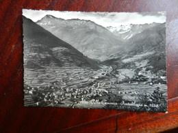 20057) BRESCIA ALTA VALLE CAMONICA PONTEDILEGNO VIAGGIATA 1951 - Brescia