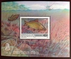 Namibia 1992 Fish Minisheet MNH - Fische